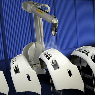 汽車噴塗機器人