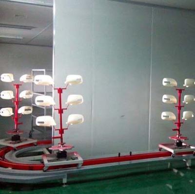 自動噴塗生產線