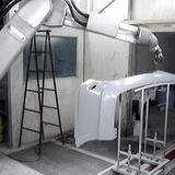 噴塗機器人生產線