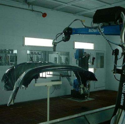 汽車零部件塗裝生產線